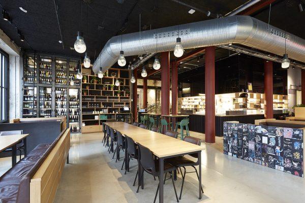 Foto av restaurant